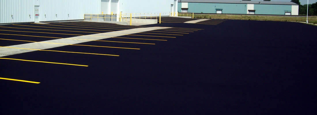 Asphalt Seal Coating Wisconsin