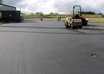 Commercial Asphalt Paving Services Wisconsin