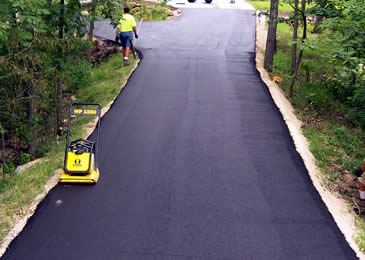 Residential Asphalt Paving Services Wisconsin